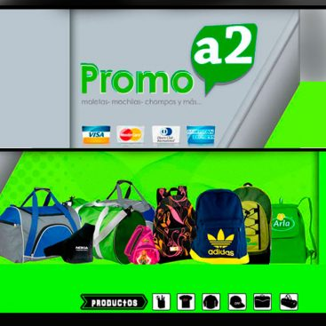 fabrica de maletas a2 promo