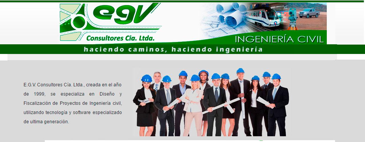 ingenieria civil egv consultores