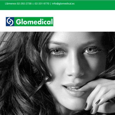 equipos medicos glomedical