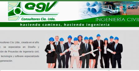 ingenieria civil egv consultores